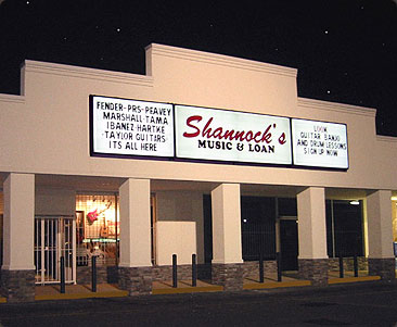 Shannock's Music and Pawn